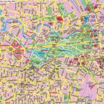 Large Berlin Maps For Free Download And Print | High Resolution And Regarding Printable Map Of Berlin