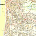 Large Blackpool Maps For Free Download And Print | High Resolution In Blackpool Tourist Map Printable