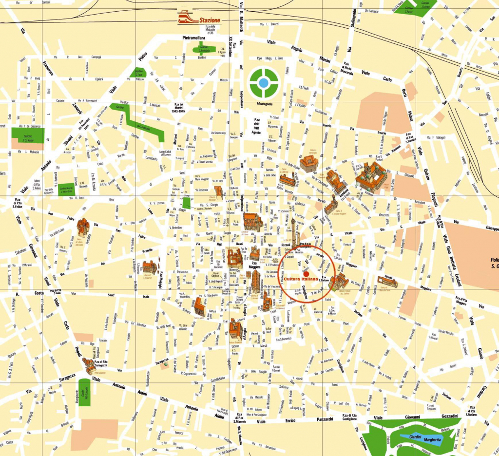 Large Bologna Maps For Free Download And Print   High-Resolution And pertaining to Bologna Tourist Map Printable
