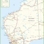 Large Detailed Map Of Western Australia With Cities And Towns Intended For Printable Map Of Australia With Cities And Towns Pdf