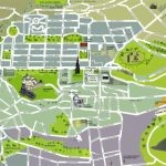 Large Edinburgh Maps For Free Download And Print | High Resolution Throughout Edinburgh Street Map Printable
