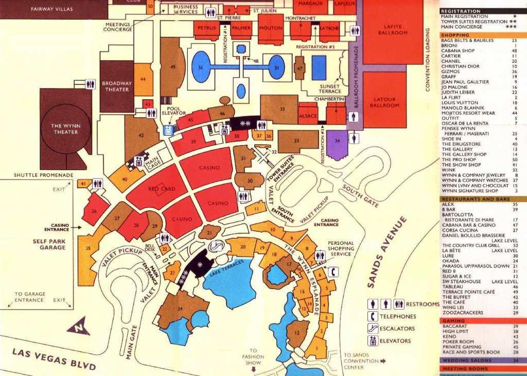 Large Las Vegas Maps For Free Download And Print | High-Resolution pertaining to Printable Map Of Las Vegas Strip