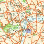 Large London Maps For Free Download And Print | High Resolution And With Printable Map Of London