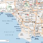 Large Los Angeles Maps For Free Download And Print | High Resolution In Printable Map Of Los Angeles