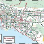 Large Los Angeles Maps For Free Download And Print | High Resolution Inside Printable Map Of Los Angeles