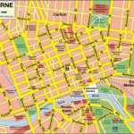 Large Melbourne Maps For Free Download And Print | High Resolution In Printable Map Of Melbourne