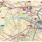 Large Paris Maps For Free Download And Print   High Resolution And With Street Map Of Paris France Printable