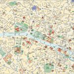 Large Paris Maps For Free Download And Print   High Resolution And Within Street Map Of Paris France Printable