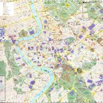 Large Rome Maps For Free Download And Print   High Resolution And Throughout Rome Tourist Map Printable