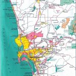 Large San Diego Maps For Free Download And Print | High Resolution Intended For Printable Map Of San Diego County