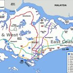 Large Singapore City Maps For Free Download And Print   High Pertaining To Printable Map Of Singapore