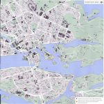 Large Stockholm Maps For Free Download And Print | High Resolution For Printable Map Of Stockholm