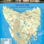 Large Tasmania Maps For Free Download And Print | High Resolution Intended For Printable Map Of Tasmania