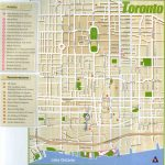 Large Toronto Maps For Free Download And Print | High Resolution And Throughout Printable Map Of Downtown Toronto