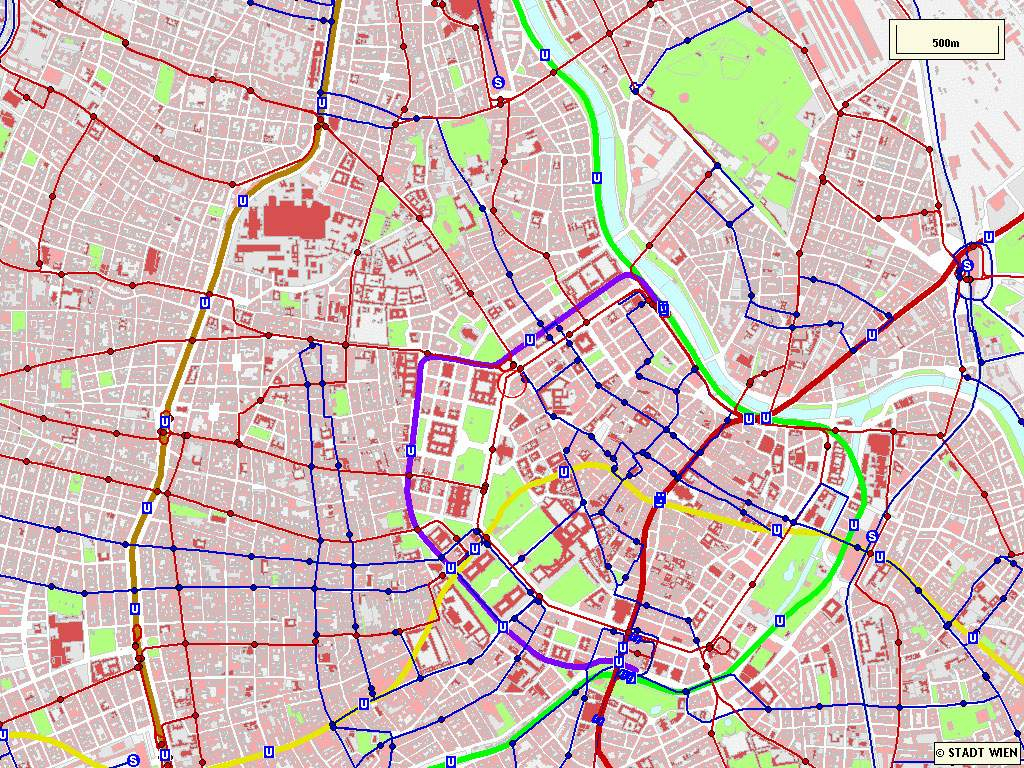 Large Vienna Maps For Free Download And Print | High-Resolution And with regard to Printable Map Of Vienna