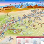 Las Vegas Maps   Top Tourist Attractions   Free, Printable City For Las Vegas Tourist Map Printable