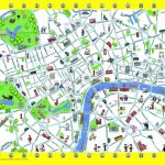 London Detailed Landmark Map | London Maps   Top Tourist Attractions Pertaining To London Tourist Map Printable