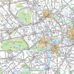 London Maps   Top Tourist Attractions   Free, Printable City Street With London Tourist Map Printable