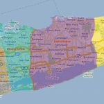 Long Island Neighborhoods Map   Map Of Long Island Neighborhoods In Printable Map Of Long Island Ny