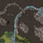 Lost Mine Of Phandelver: Cragmaw Hideout And Cragmaw Castle (Battlemaps) With Lost Mine Of Phandelver Printable Maps