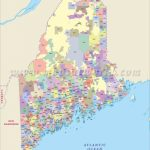 Maine Zipcode Map Printable Maps Area Code Map Southern California Inside Printable Area Maps
