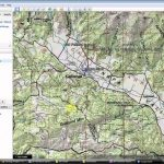 Make A Printed Map Using Google Earth And Drawing   Youtube For Google Earth Printable Maps