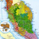 Malaysia Maps | Printable Maps Of Malaysia For Download In Printable Map Of Malaysia