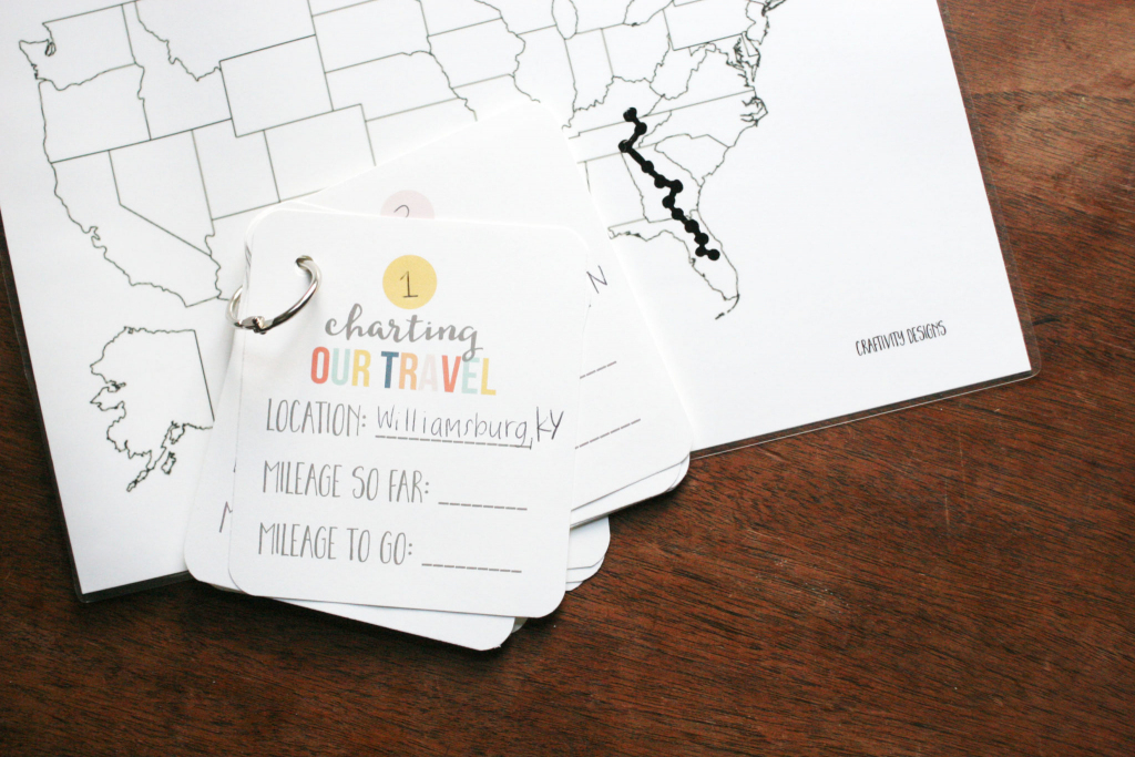 Map My Trip For Kids | Charting Travel With A Free Map Template inside Printable Travel Maps For Kids
