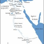 Map Of Ancient Egypt (Bible History Online) Pertaining To Ancient Egypt Map Printable