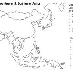 Map Of Asia Blank And Travel Information | Download Free Map Of Asia With Regard To Blank Map Of Asia Printable