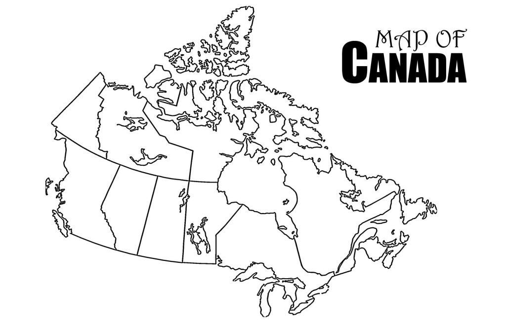 Map Of Canada Test | Globalsupportinitiative intended for Free Printable Map Of Canada
