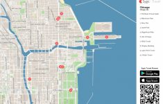 Map Of Chicago Printable Tourist 87318 Png Filetype | D1Softball pertaining to Printable Street Map Of Downtown Chicago