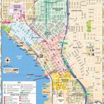 Map Of Downtown Seattle: Interactive And Printable Maps | Wheretraveler With Seattle Tourist Map Printable