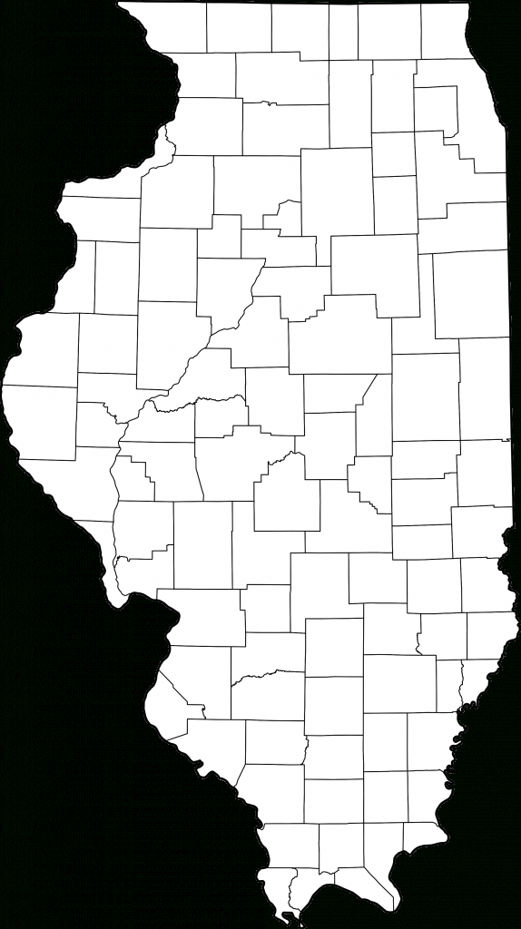 Map Of Illinois Counties - Implrs with regard to Illinois County Map Printable