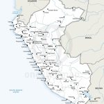 Map Of Peru Political | Things Peru | Map Vector, Map, Peru Inside Printable Map Of Peru