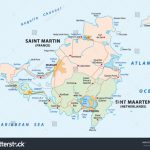 Map Of Saint Martin Map Nepal Intended For Printable Road Map Of St Maarten