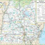 Map Of Southern New Hampshire Pertaining To Printable Map Of New Hampshire