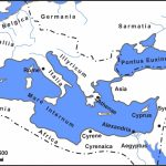 Map Of The Roman Empire In The Time Of Jesus (Bible History Online) Regarding Printable Map Of Ancient Rome