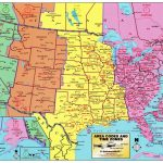 Map Of Time Zones United States Refrence Inspirationa Us Time Zone Intended For Printable Us Time Zone Map With Cities