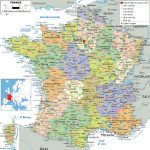Maps Of France | Detailed Map Of France In English | Tourist Map Of Throughout Printable Map Of France With Cities