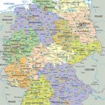 Maps Of Germany | Detailed Map Of Germany In English | Tourist Map regarding Free Printable Map Of Germany