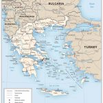 Maps Of Greece | Greece Detailed Map In English | Tourist Map (Map Pertaining To Printable Map Of Greece
