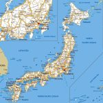 Maps Of Japan   Detailed Map Of Japan In English   Tourist Map Of Inside Large Printable Map Of Japan