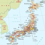 Maps Of Japan | Detailed Map Of Japan In English | Tourist Map Of With Regard To Printable Map Of Japan