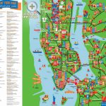 Maps Of New York Top Tourist Attractions   Free, Printable Regarding Printable Map Of New York City Landmarks