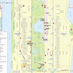 Maps Of New York Top Tourist Attractions   Free, Printable Throughout Nyc Walking Map Printable
