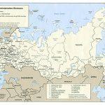 Maps Of Russia | Detailed Map Of Russia With Cities And Regions Within Printable Map Of Russia