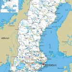 Maps Of Sweden | Detailed Map Of Sweden In English | Tourist Map Of With Regard To Printable Map Of Sweden
