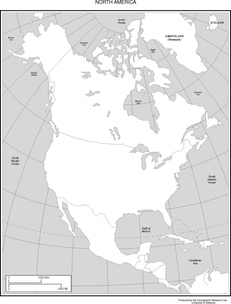 Maps Of The Americas throughout Printable Map Of The Americas