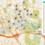 Melbourne Printable Tourist Map In 2019 | Free Tourist Maps Pertaining To Melbourne Tourist Map Printable